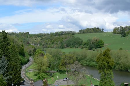 The Wye Valley and Forest of Dean - LYDBROOK