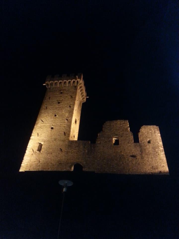 Alloggio in borgo medioevale