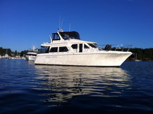 Luxury Boat & Breakfast