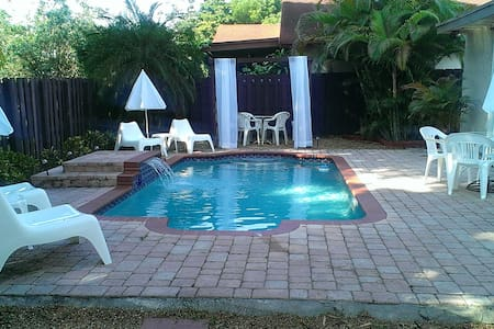 Your own private Oasis at a value price in Miami! - Miami - Lakás