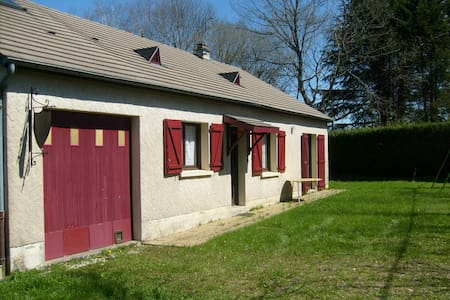 Une Maisonnette en Corrèze - Chanteix - 独立屋