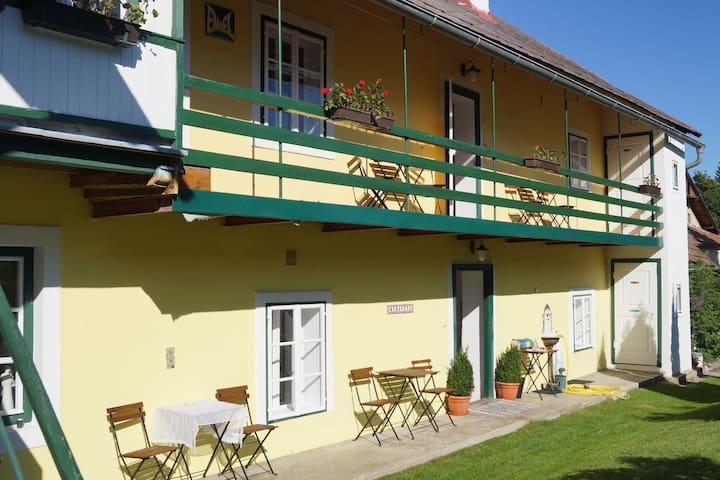 MiraVita Garden House - Neumarkt in der Steiermark