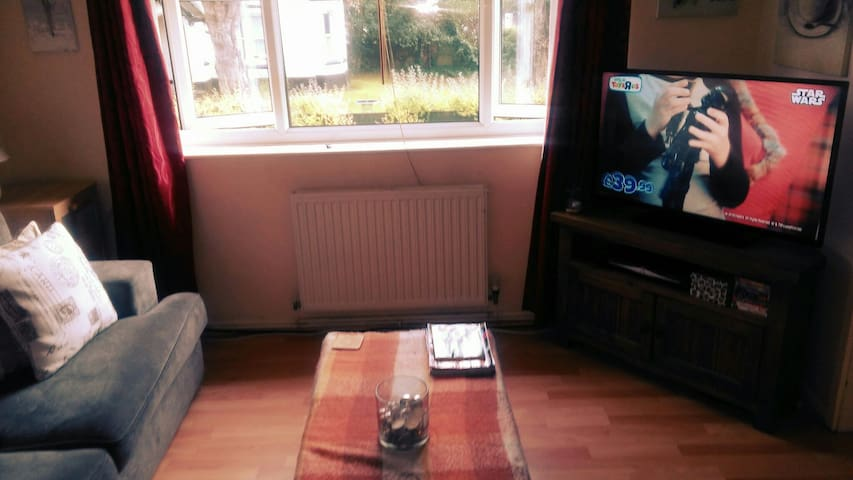 Great Room in Convenient Area - Stretford - Lägenhet