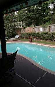 Upscale bedrooms for rent $ 90 each - Montgomery - Casa