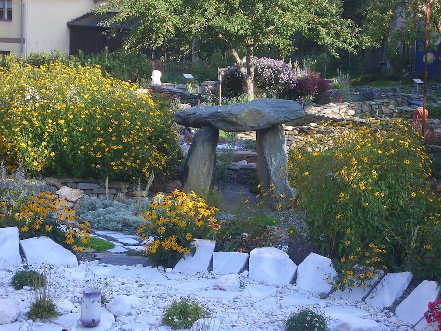 Der Lebensphasen-Garten; 1000 m2
