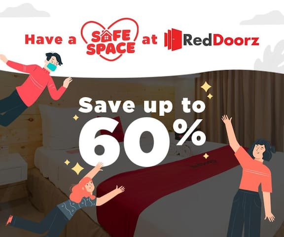 237 RedDoorz near Bambang Station