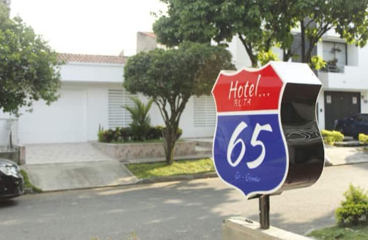 Hotel en Cali Ruta 65