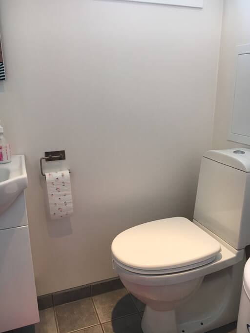 Bad/ toalett