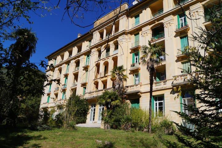 Le Palais du Golf, 06380 Sospel - Sospel - Wohnung