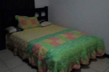 Spacious room with private parking - Heredia - Apartemen