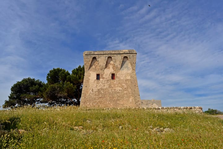 Residenza d'epoca in Torre sul mare
