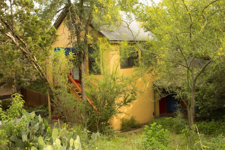 Treetop Barton Hills Studio Apt - Austin - Apartment