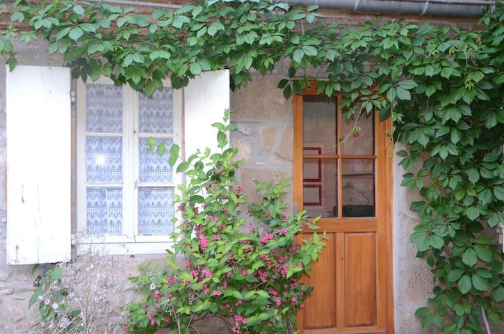 Dépendance au cœur du bocage - Saint-Menoux - Rumah