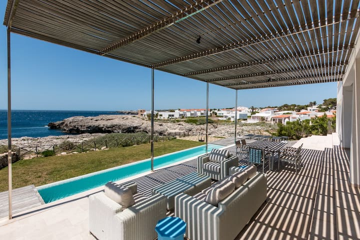 LUXURY VILLA FIRT SEA LINE - Sant Lluís - 別荘