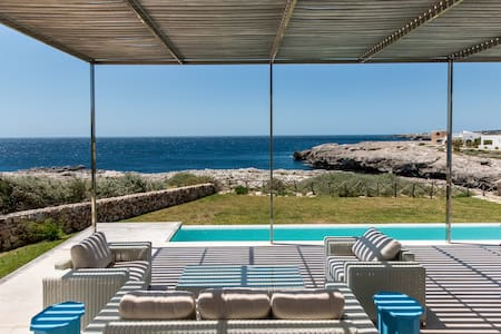 VILLA WITH ACCESS TO THE SEA IN BINIBECA VELL - Sant Lluís - 別荘
