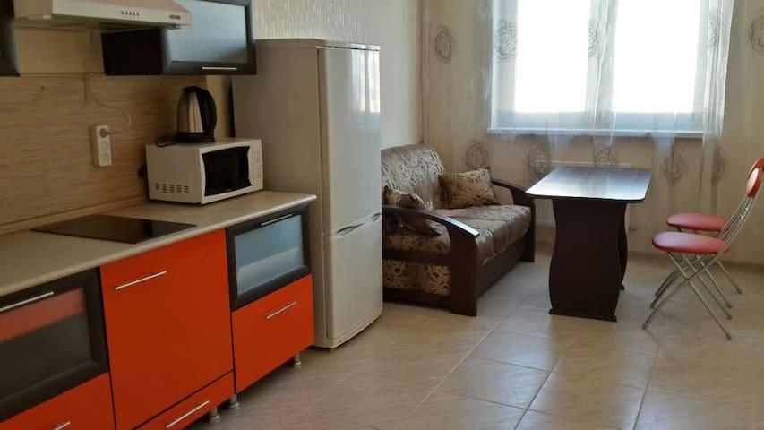 Новая однокомнатная квартира - Anapa - Apartment