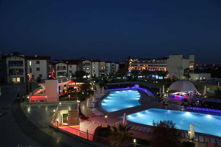 Türkiye de harika bir termalde  - Güre - Apartment