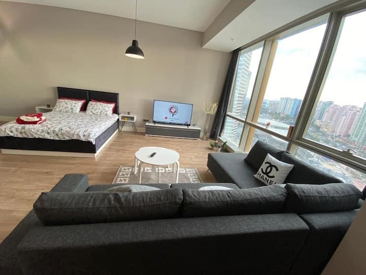 STUDIO ATASEHIR>> Metropol Istanbul Tower