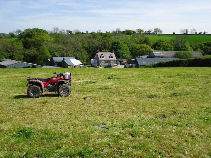 Gorwel farmhouse