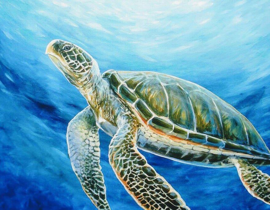Sea Turtle Bungalow