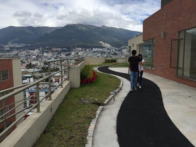 Guia suite Quito