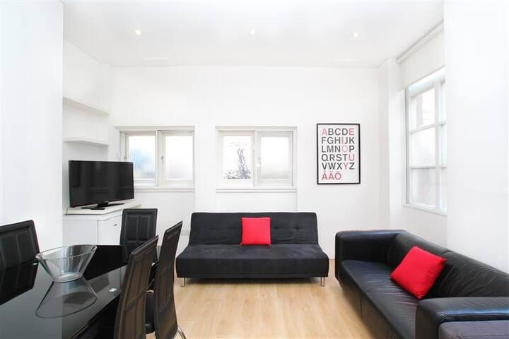 Knightsbridge Deluxe Two Bedroom - Londen - Appartement