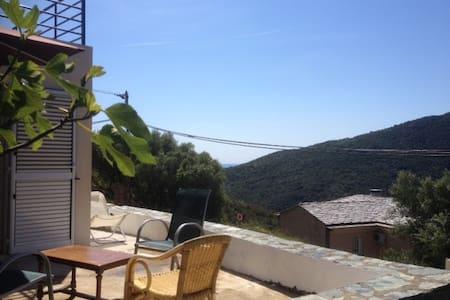 Charmant T2 entre mer et montagne - San-Martino-di-Lota