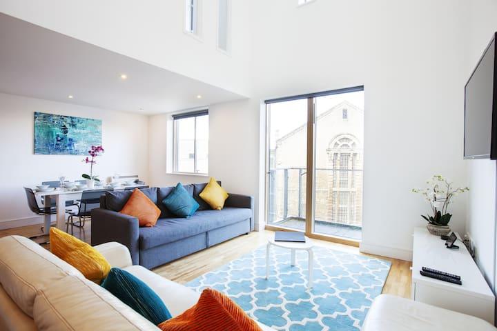 Luxury Serviced Apartment ~ The Wren