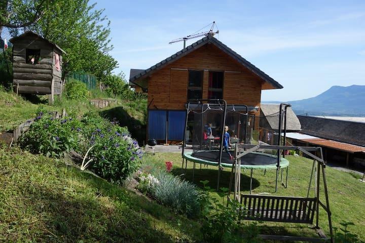 Belle maison bioclimatique avec vue - Saint-Sulpice - House