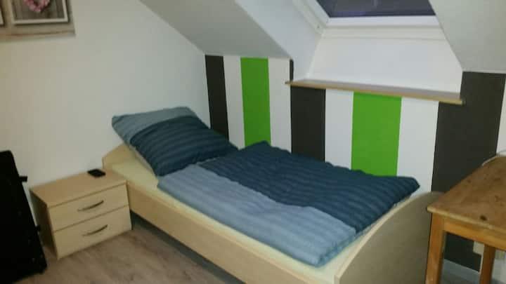 Pension KÜRBIS Monteurzimmer und Ferienunterkunft