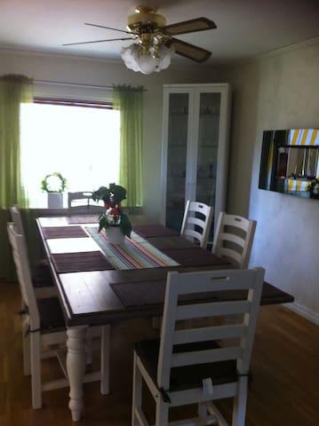 mysig villa i lugnt område. - Västervik