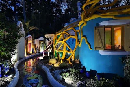 Euphoria Art Land - The Color House
