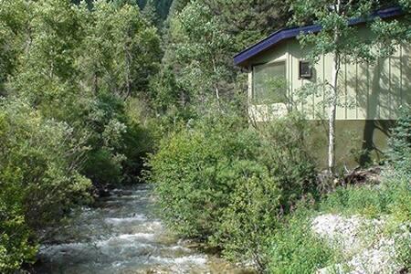 Chalet Rio Hondo ~Taos House at TSV - Taos Ski Valley