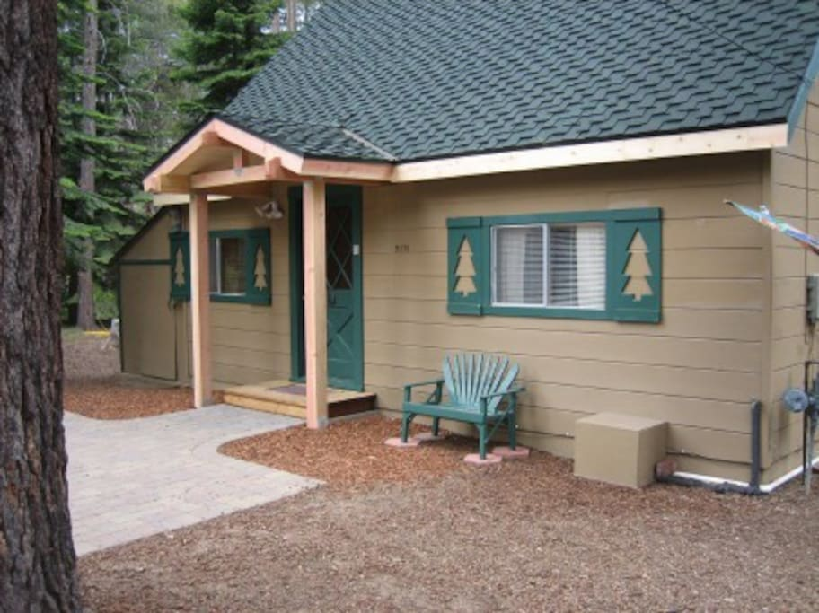 Tahoe cozy cabin with spa cottages for rent in south Rent a cabin in lake tahoe ca