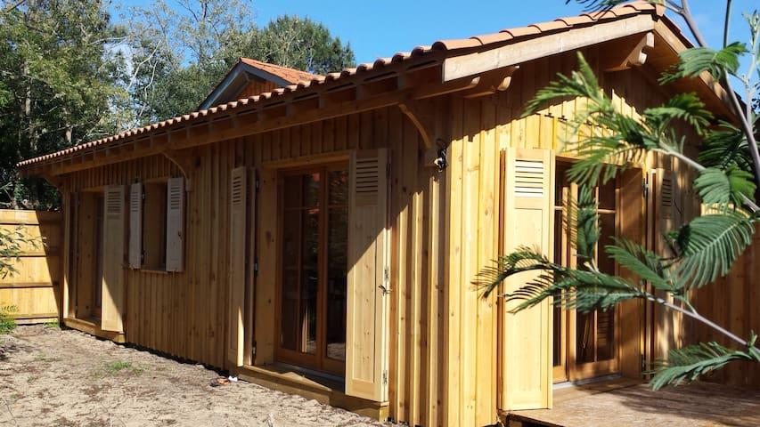 cabane Marsaly - cap ferret centre - Lège-Cap-Ferret