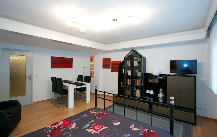 UG-Ferienwohnung mit eigenem Eingang und Garten - Bad Peterstal-Griesbach - Apartament