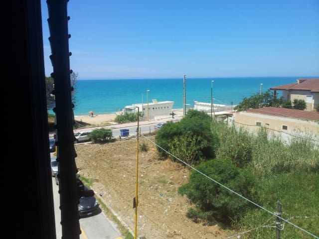 Seaside Apartment, 30m from the sea - Agrigento - Flat