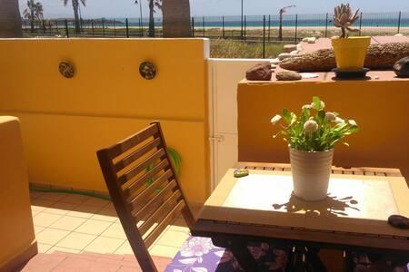 """Primera línea de playa """"Los Lances"""""""