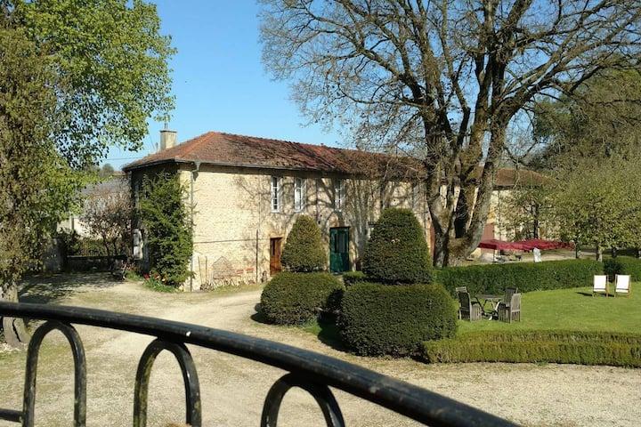Vakantie Studio in Château Domein