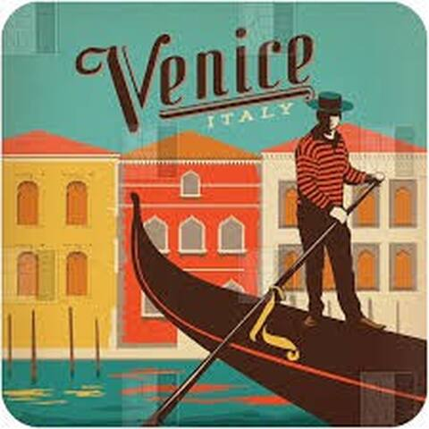 Guidebook for Venezia