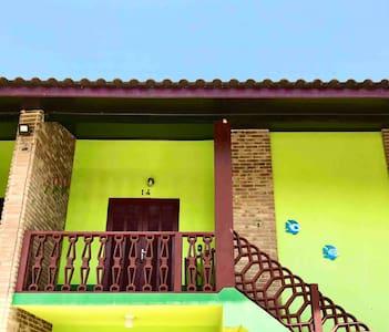 Casa/apto inteiro na Maranduba-Ubatuba, 6 pessoas