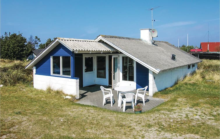Holiday cottage with 3 bedrooms on 60m² in Thisted