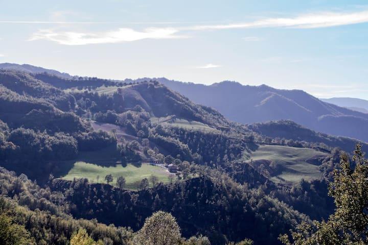 PRATALBINO - APPARTAMENTO DATRI' - San Piero In Bagno - Leilighet