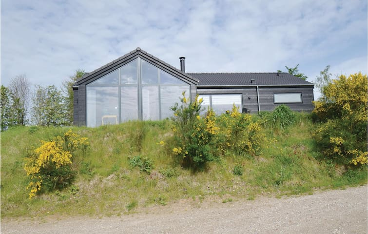 Holiday cottage with 4 bedrooms on 152m² in Ebeltoft
