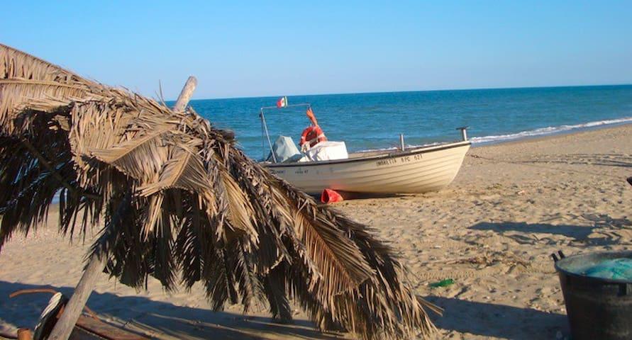 Casa spaziosa a soli 50mt. dal mare - Alba Adriatica