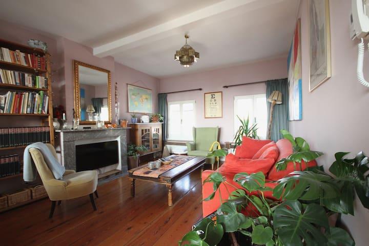 Charming, bright apartment