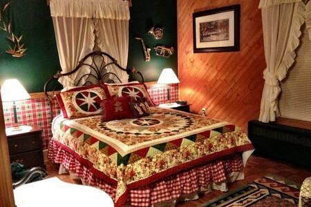 Ivycrest Inn B&B Room # 4 - Christiansburg - Bed & Breakfast