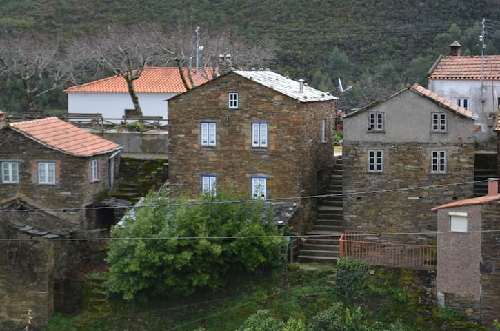 Casa do Loureiro (quarto 1) - Serra do Açor