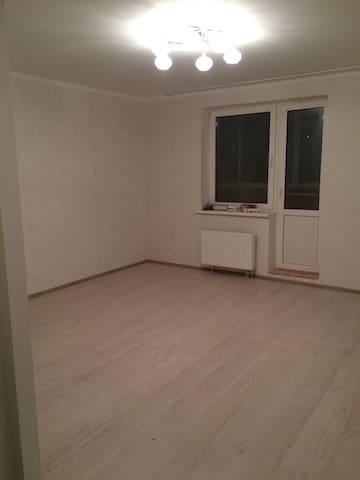 Квартира в новой Москве в Щербинке - Щербинка - Huoneisto