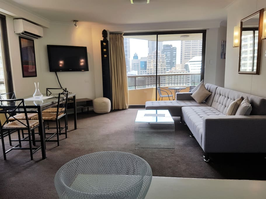 Sydney Hyde Park Top Floor 1 Bedroom Apt 1405 Apartments For Rent In Darlinghurst New South